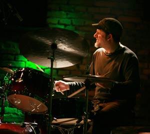Tim Daisy fot. K.Pałetko