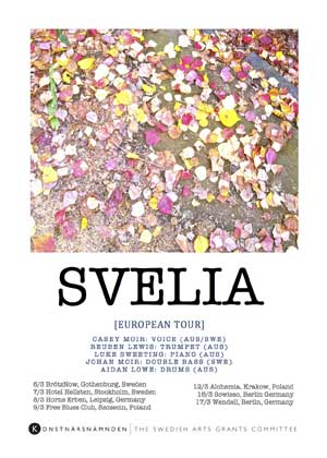 SVELIA – Krakow Jazz Autumn Reverb