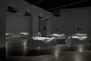 """Piotr Lutyński """"Second Life"""". Galeria Starmach, Krakow"""
