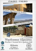 Event: Exhibition Vernissage – Modern look of Afghanistan