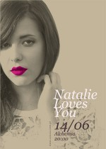 Event: Natalie Loves You (support Liam Campbell)