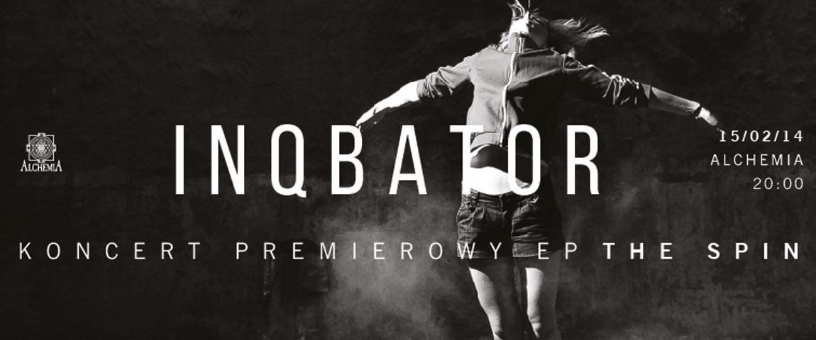 Inqbator – project of Jakub Bugala