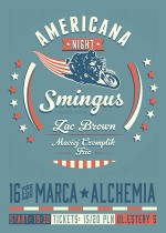AMERICANA NIGHT – Zac Brown/Smingus/Maciej Czemplik Trio