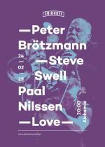 Peter Brötzmann – Steve Swell – Paal Nilssen-Love