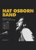 Nat Osborn Band Live at Alchemia, Krakow – European Send Off Show