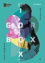 Ketel One Stage: IGOR BOXX