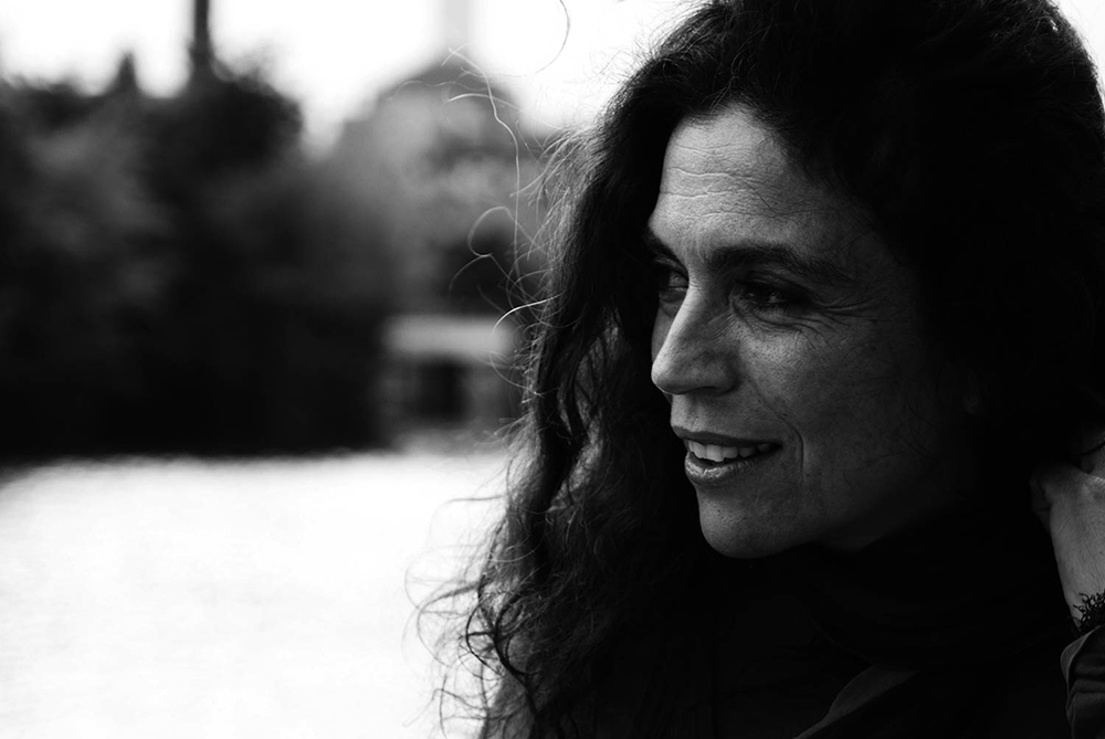 Savina Yannatou by Johanna Diehl