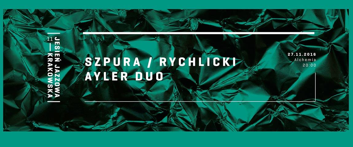 Szpura / Rychlicki Ayler Duo- Polish improvised music