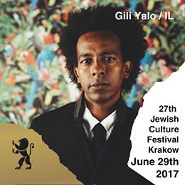 Gili Yalo (IL) / 27 th Jewish Culture Festival in Krakow