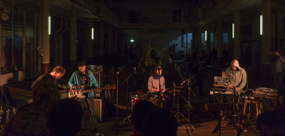 HEADZ: Heavy Grooves from Jerusalem  / 27 th Jewish Culture Festival in Krakow