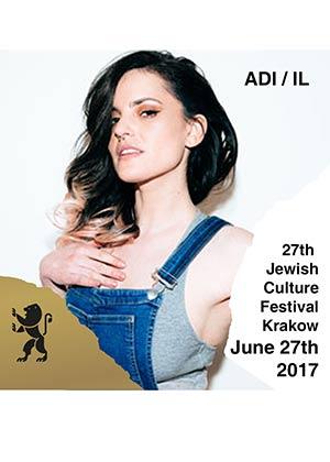 ADI (IL)  / 27 th Jewish Culture Festival in Krakow