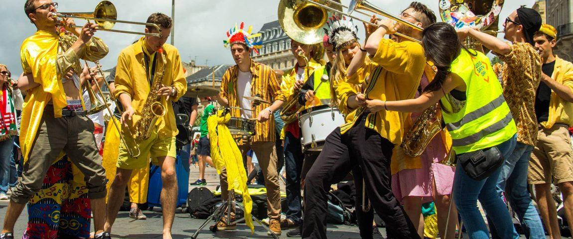 La Band'à Joe, a French Brass Band – 3 nights